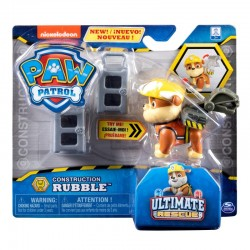 SPIN MASTER Psi Patrol Ultimate Rescue RUBBLE 6595