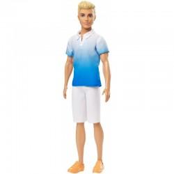 MATTEL Lalka Barbie STYLOWY KEN Fashionistas Nr 129 GDV12