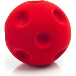 RUBBABU Czerwona Piłka Sensoryczna 20192