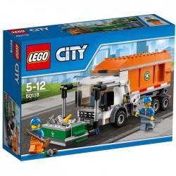 LEGO CITY 60118 Śmieciarka NOWOŚĆ 2016