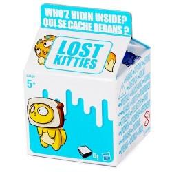 LOST KITTIES Pudełko Niespodzianka z Kotkiem E4459