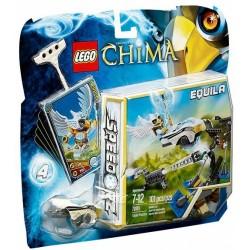 LEGO CHIMA 70101 Strzelanie do Celu - Equila