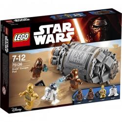 LEGO STAR WARS 75136 Kapsuła Ratunkowa Droida NOWOŚĆ 2016
