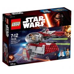 LEGO STAR WARS 75135 Jedi Interceptor Obi Wana NOWOŚĆ 2016