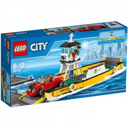 LEGO CITY 60119 Prom NOWOŚĆ 2016