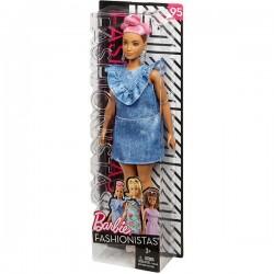 MATTEL Lalka Barbie Fashionistas 95 FJF55