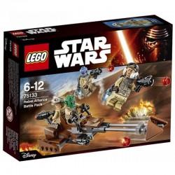LEGO STAR WARS 75133 Żołnierze Rebelii NOWOŚĆ 2016