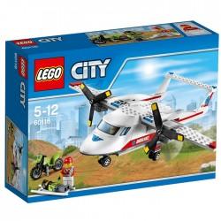 LEGO CITY 60116 Samolot Ratowniczy NOWOŚĆ 2016