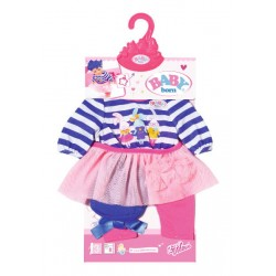Zapf Creation BABY BORN Zestaw Ubranek dla Lalki 824528