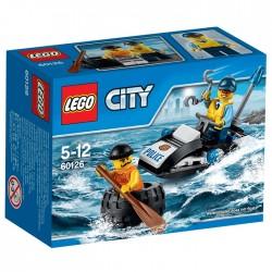 LEGO CITY 60126 Ucieczka Na Kole NOWOŚĆ 2016