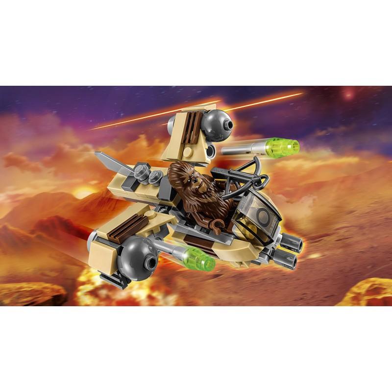 Lego Star Wars 75129 Okręt Bojowy Wookie Nowość 2016 Pan Zabawka