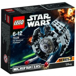 LEGO STAR WARS 75128 TIE Advanced Prototype NOWOŚĆ 2016