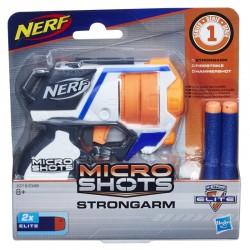 Hasbro NERF Microshots Pistolet Strongarm E0719