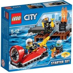 LEGO CITY 60106 Strażacy - Zestaw Startowy NOWOŚĆ 2016