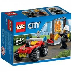 LEGO CITY 60105 Strażacki Quad NOWOŚĆ 2016