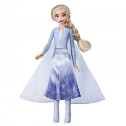 HASBRO Kraina Lodu 2 FROZEN Elsa w Świecącej Sukni E7000