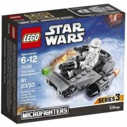 LEGO STAR WARS 75126 Śmigacz Śnieżny Najwyższego Porządku NOWOŚĆ 2016