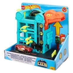 HOT WHEELS Mattel SPEED SHOP ESCAPE z Samochodem GBF91
