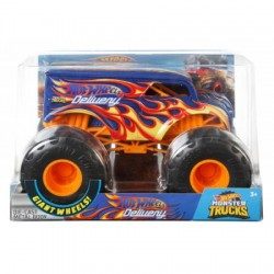 HOT WHEELS Monster Trucks DELIVERY GCX23