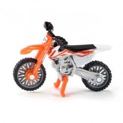 SIKU Motocykl KTM SX-F 450 6 cm 1391