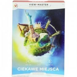 Mattel View Master Wirtualna Rzeczywistość CIEKAWE MIEJSCA Rozszerzenie DLL69