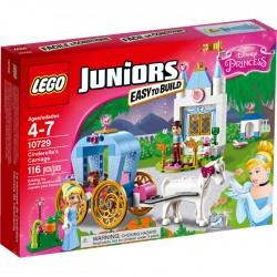 LEGO JUNIORS 10729 Disney Princess - Kareta Kopciuszka NOWOŚĆ 2016