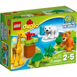 LEGO DUPLO 10801 Ville - Zwierzątka NOWOŚĆ 2016