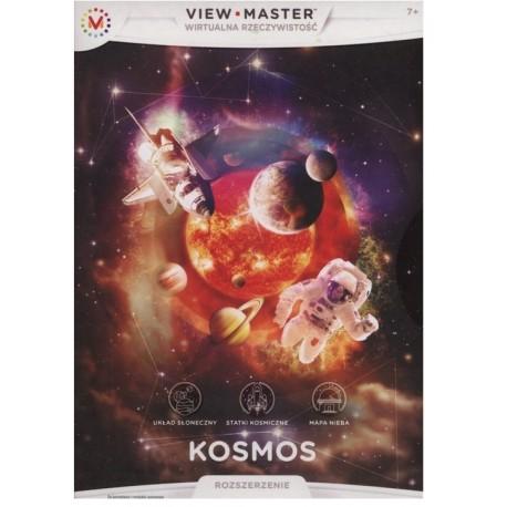 Mattel View Master Wirtualna Rzeczywistość KOSMOS Rozszerzenie DLL70