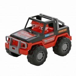 WADER POLESIE Samochód Jeep + Figurki MAMMOET 64325