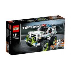 LEGO TECHNIC 42047 Radiowóz Pościgowy - NOWOŚĆ 2016