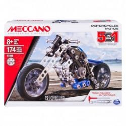 SPIN MASTER MECCANO Zestaw MOTOCYKLE 17202