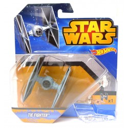 Hot Wheels STAR WARS Myśliwiec Kosmiczny TIE FIGHTER CGW53