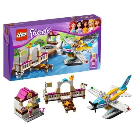 LEGO FRIENDS 3063 Klub Lotniczy