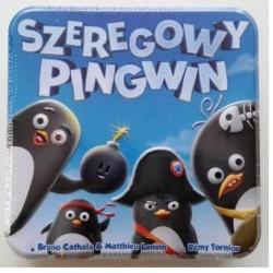 REBEL Gra Towarzyska SZEREGOWY PINGWIN 10565