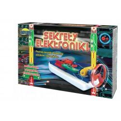 Dromader SEKRETY ELEKTRONIKI Motorówka z Napędem Elektrycznym 2925