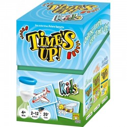 REBEL Gra Rodzinna i Towarzyska TIME'S UP! KIDS 24662