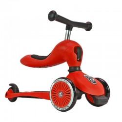 Scoot and Ride HULAJNOGA JEŹDZIK Czerwona RED 96205