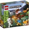 LEGO MINECRAFT 21162 Przygoda w Tajdze