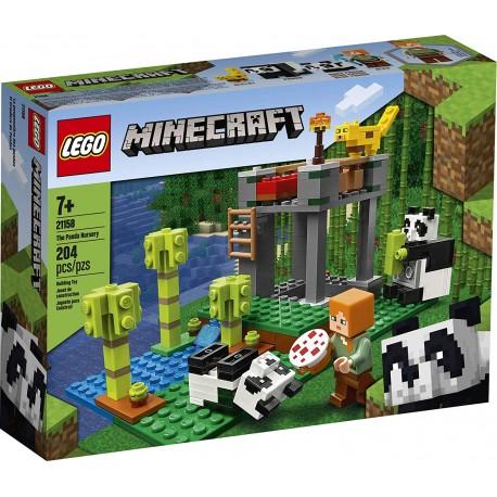 LEGO MINECRAFT 21158 Żłobek dla Pand