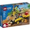 LEGO CITY 60252 Buldożer Budowlany