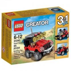 LEGO CREATOR 31040 Pustynne Wyścigówki NOWOŚĆ 2016