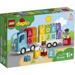 LEGO DUPLO 10915 Ciężarówka z Alfabetem