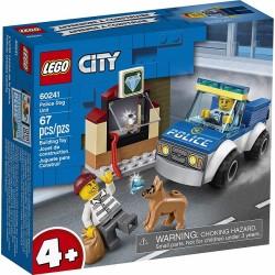 LEGO CITY 60241 Oddział Policyjny z Psem