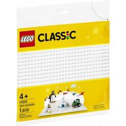LEGO Classic 11010 Biała Płyta Konstrukcyjna
