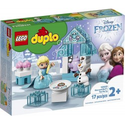 LEGO DUPLO 10920 FROZEN Popołudniowa Herbatka u Elsy i Olafa