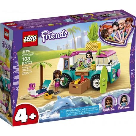 LEGO FRIENDS 41397 Food Truck z Sokami