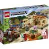 LEGO MINECRAFT 21160 Najazd Złosadników