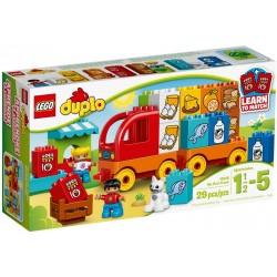 LEGO DUPLO 10818 Moja Pierwsza Ciężarówka NOWOŚĆ 2016