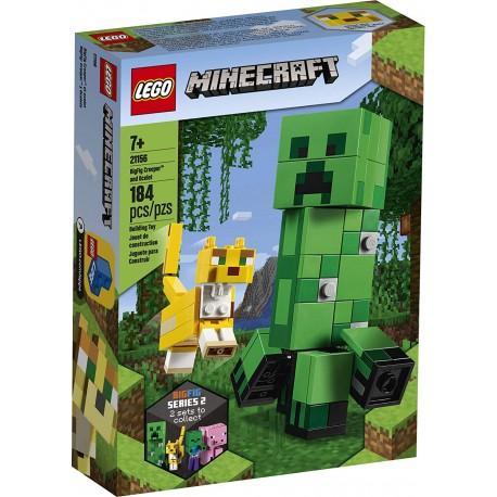 LEGO MINECRAFT 21156 BigFig Creeper i Ocelot