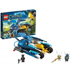 LEGO CHIMA 70013 Orzeł Napastnik Equili